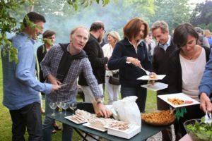 barbecue Newlife groupe privé de célibataires exigeant sur Lille