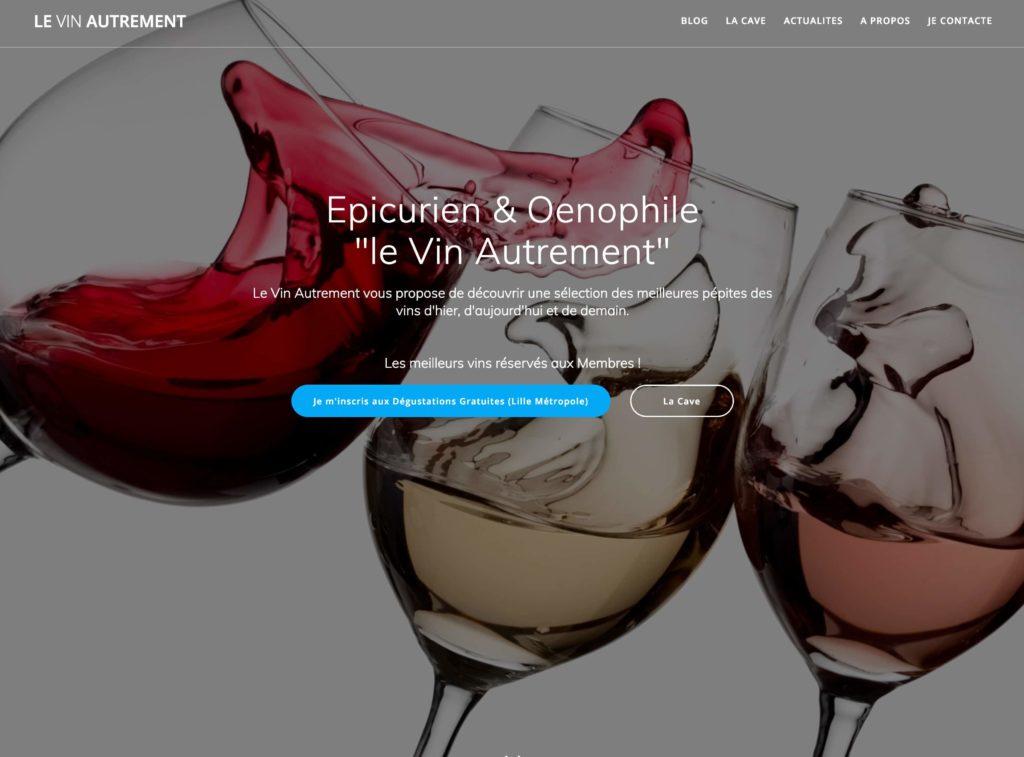 le vin autrement