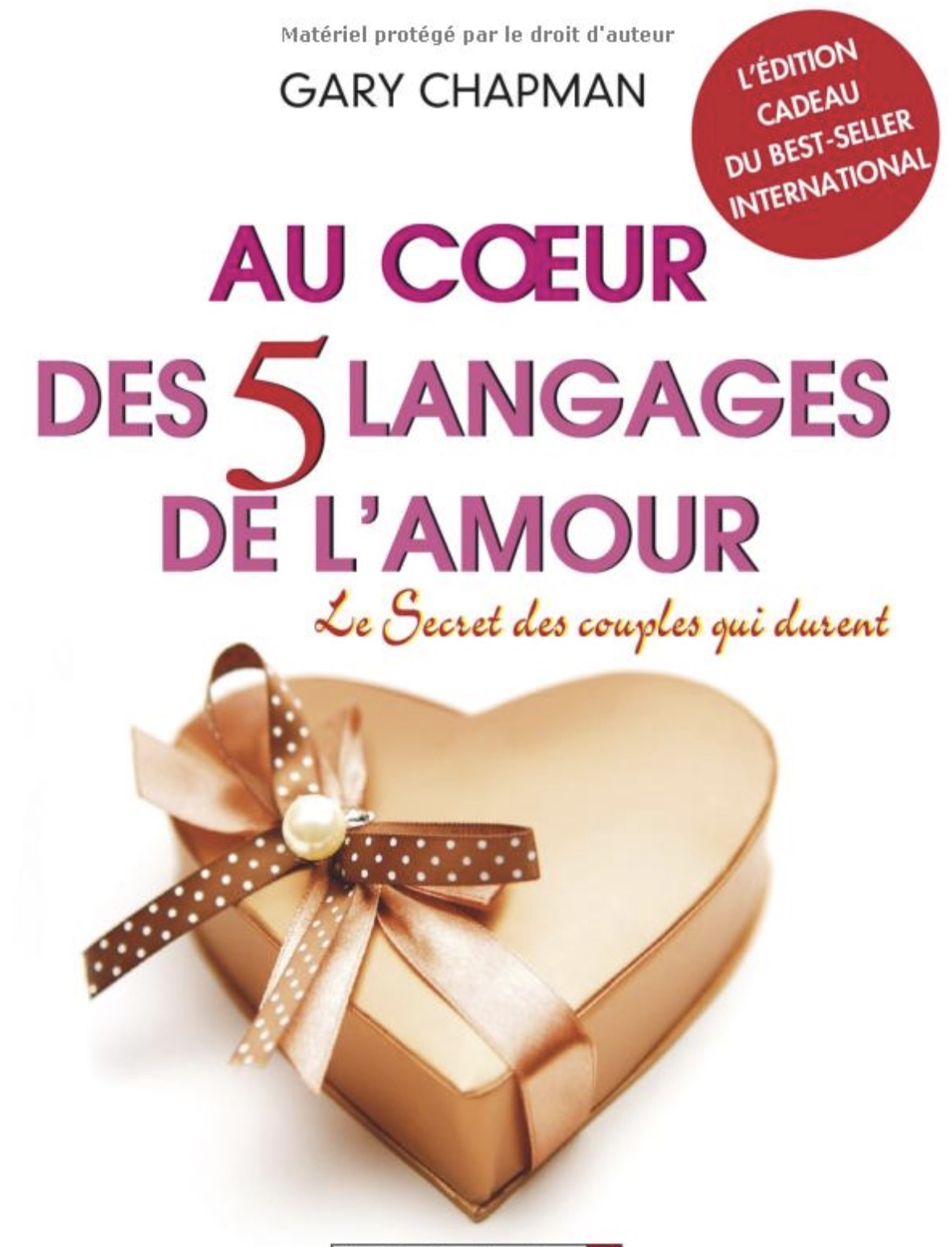 langage d'amour